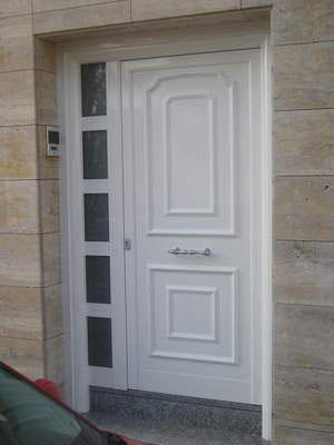 Talleres camacho productos for Puertas de calle aluminio precios